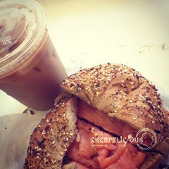 Photo taken at Lots-O-Bagels by Elaine L. on 6/3/2012