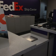 Photo taken at FedEx Ship Center by David L. on 7/14/2012