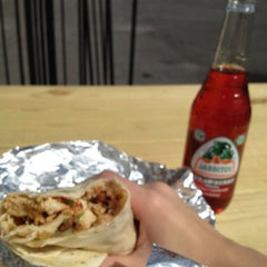 Photo taken at Taqueria Los Hermanos by Sonia on 3/14/2012