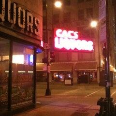Photo taken at Cal's Liquors by Ryan K. on 5/19/2012