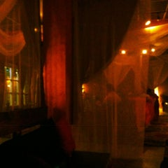 Photo taken at Cloud 9 Hookah Lounge by Danielle R. on 4/26/2012