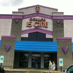 Photo taken at Wehrenberg O'Fallon 15 Cine by Paige on 7/14/2012