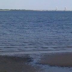 Photo taken at Kingsborough Waterfront by Angela M. on 6/7/2012