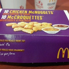 Photo taken at McDonald's by Moonshine27 on 7/8/2012
