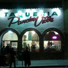 Photo taken at Pancho Villa Taqueria by Cheeon Y. on 5/10/2012