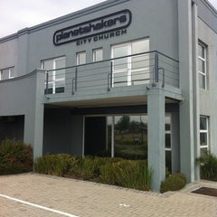 Photo taken at Planetshakers City Church Cape Town by Jason S. on 2/11/2012