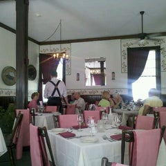 Photo taken at Old Grange Restaurant by Serena on 6/23/2012