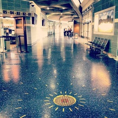 Photo taken at Kansas City International Airport (MCI) by Zach M. on 5/21/2012