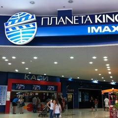 Photo taken at Планета Кіно IMAX by Николай К. on 5/19/2012