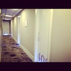 Photo taken at Best Western Art Hotel Noba by Federica P. on 6/4/2012