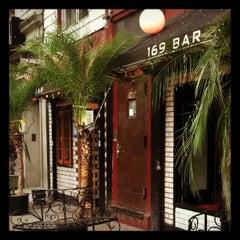 Photo taken at 169 Bar by Lisa G. on 5/3/2012