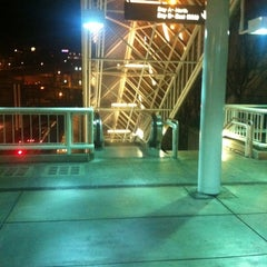 Photo taken at Convention Place Station by Matthew C. on 1/6/2012