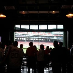 Photo taken at Bleacher Bar by Jon K. on 5/15/2012