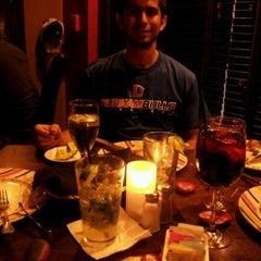 Photo taken at Brasa Brazilian Steakhouse by Daniel M. on 11/12/2011