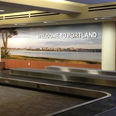 Photo taken at Portland International Jetport (PWM) by Fitz T. on 7/21/2012
