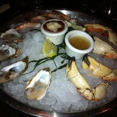 Photo taken at Shaw's Crab House by Peter on 2/12/2012