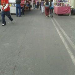 Photo taken at Tianguis CTM El Risco by JOLUMO on 12/25/2011