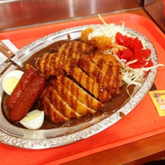 Photo taken at Go! Go! Curry! by Luan L. on 6/20/2012