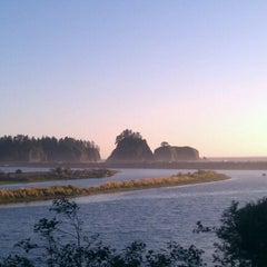 Photo taken at Olympic National Park by Nick P. on 8/16/2012
