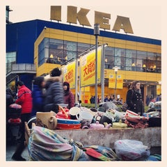 Photo taken at IKEA | 宜家家居 by Tom S. on 2/26/2012