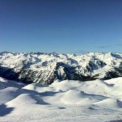 Photo taken at Estació d'esquí de Baqueira/Beret by David Q. on 2/26/2012