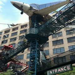 Photo taken at City Museum by Jacqueline on 6/23/2012