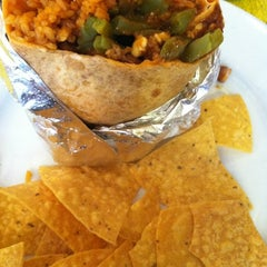 Photo taken at Cancun Taqueria by Grace B. on 9/6/2012