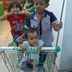 Photo taken at Econsave by kerul e. on 8/23/2012