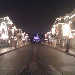 Photo taken at Main Street, U.S.A. by Shaun on 2/26/2011