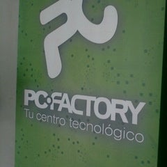 Photo taken at PC Factory by Romy M. on 9/7/2011