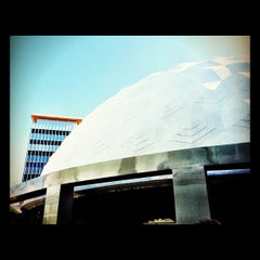 Photo taken at Cinerama Dome at Arclight Hollywood Cinema by Michelle Y. on 4/17/2012