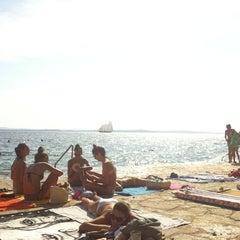 Photo taken at Na Plaži :) by Lenka C. on 6/23/2012