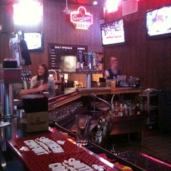 Photo taken at Brooksider Sports Bar & Grill by Haldor H. on 2/14/2011