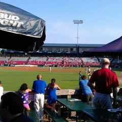 Photo taken at Fifth Third Bank Ballpark by James R. on 6/30/2012