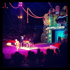 Photo taken at Big Apple Circus by Christopher S. on 6/3/2012