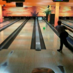 Photo taken at BOWLERO by Benjamin R. on 8/1/2011