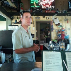 Photo taken at Harry's Beach Bar by Bob R. on 10/26/2011