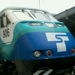 Photo taken at Sounder Train 1705 by Wine T. on 4/13/2011