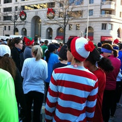 Photo taken at Jingle All The Way 8K by Anthony C. on 12/11/2011