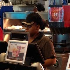 Photo taken at Burger King by DJ Impulzo on 5/14/2012