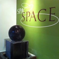 Photo taken at Spa Space by Mary H. on 12/30/2011