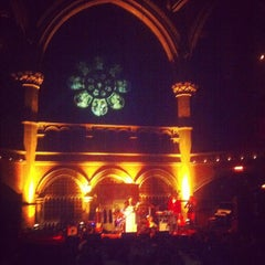 Photo taken at Union Chapel by Kimberly B. on 3/1/2012