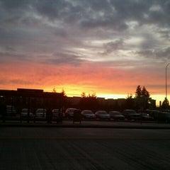 Photo taken at S. Everett Park & Ride by Gregg L. on 11/28/2011