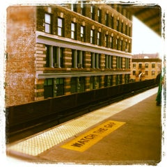 Photo taken at Metro North - Harlem 125th Station by Michael R. on 8/26/2012