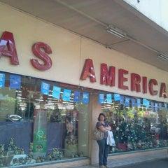 Photo taken at Lojas Americanas by Tim M. on 11/3/2011