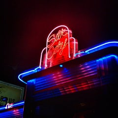 Photo taken at Silk City Diner Bar & Lounge by Neil A. on 9/8/2012