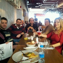 Photo taken at CookShop by Baris T. on 3/2/2012