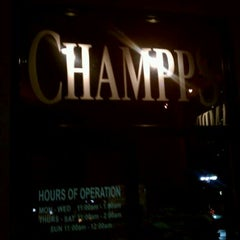 Photo taken at Champps Americana by Leah R. on 11/23/2011