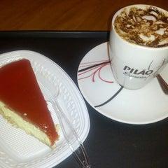 Photo taken at Viena Café by Eliani Li P. on 7/14/2012
