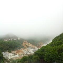 Photo taken at 登別温泉  第一滝本館 (Daiichi Takimotokan) by Yuji T. on 6/17/2012